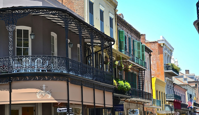 New Orleans hotel